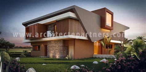Cabinet Bras Immobilier by Projet Villa Ben Bra Architecte Partners Marrakech