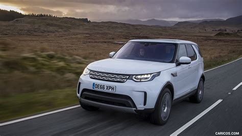 range rover white 2018 2018 land rover discovery color yulong white front