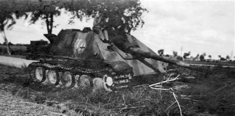 Jagdpanther Mba by Jagdpanther In 1944 World War Photos