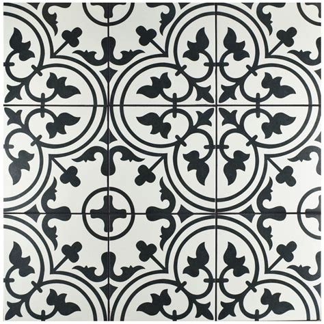 "EliteTile Artea 9.75"" x 9.75"" Porcelain Field Tile in"
