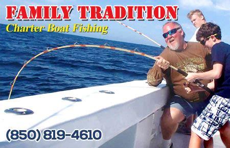 family tradition boat charters panama city fl panama city beach fishing afunbeach