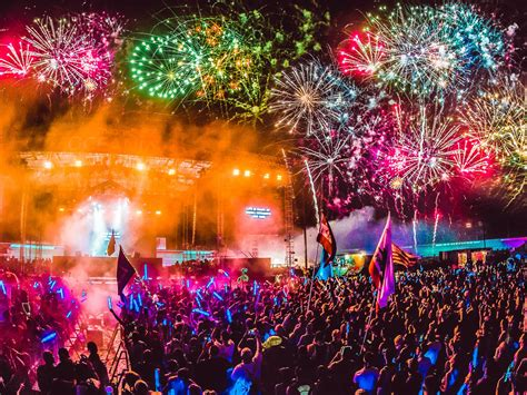 festival usa top 10 edm and festivals in the usa 2018