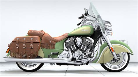 2016   2017 Indian Chief Vintage Review   Top Speed