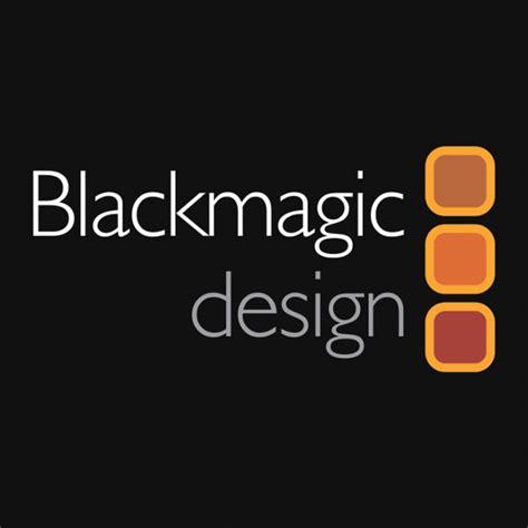 Libec Th X Black blackmagic design logo auvitech