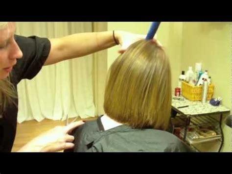 layered bob hairstyles youtube layered bob haircut with texture hair tutorial youtube