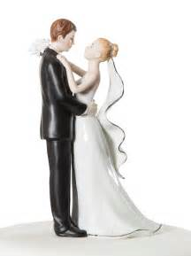 wedding cake figurines white and silver porcelain and groom wedding cake topper figurine