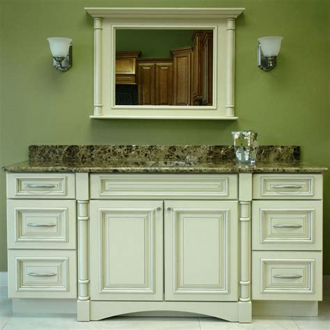 Cabinet In Bathroom by Wood Vanity Cabinets Cabinet Wood