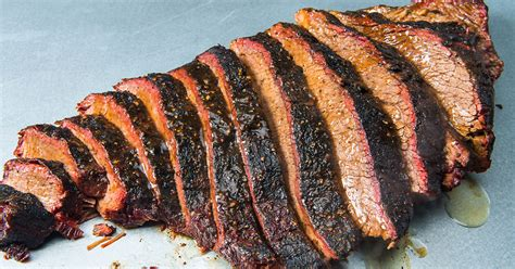 printable smoker recipes longhorn brisket traeger wood fired grills