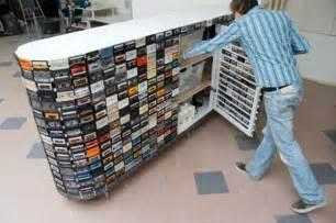 Raumteiler Diy by 15 Interessante Handgemachte Kassetten Wiederverwendungen
