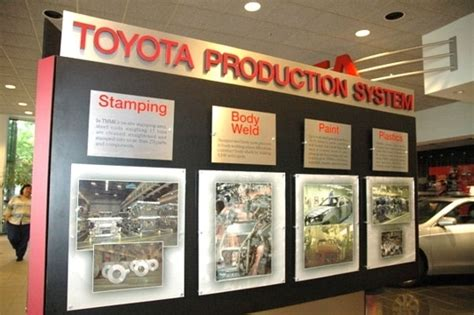 Toyota Factory Tour Georgetown Ky Toyota Plant Tour Georgetown Ky Kid Friendly Activity