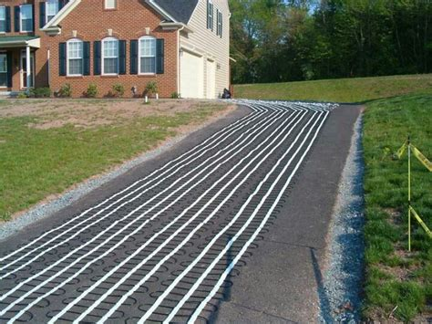 heated driveway dreambuilding household fixes pinterest