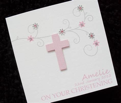 Handmade Christening Cards Uk - 1000 images about handmade christening cards on