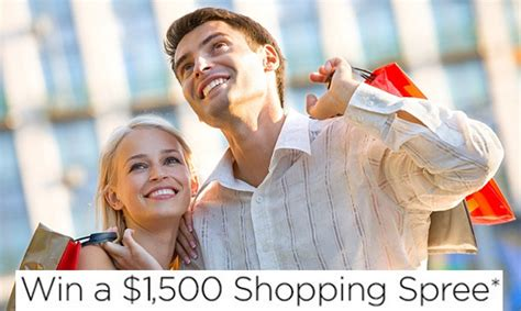 Win A 3000 Saks Shopping Spree by Win 1500 Shopping Spree With Saks Sweepstakes