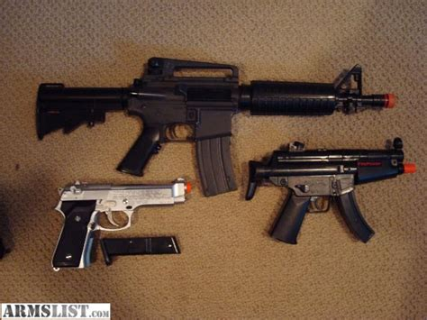 Tshirt Airsoft Gun Trader Bdc armslist for sale 3 airsoft guns