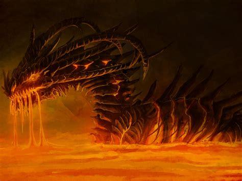 fire dragon  wallpaperscom