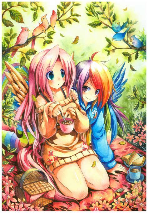 imagenes anime poringa imagenes de my little pony anime y humanizados im 225 genes