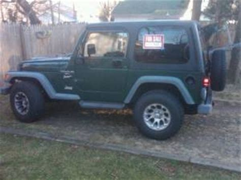 Used Jeep Wranglers For Sale By Owner 2000 Jeep Wrangler For Sale By Owner In Ronkonkoma