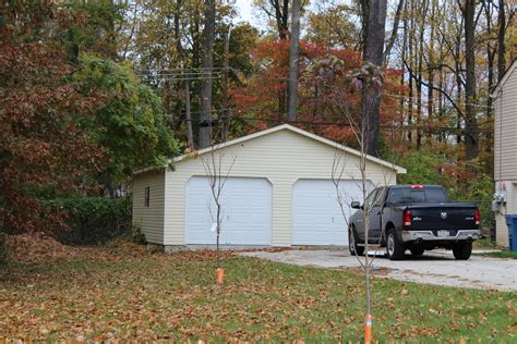 Buy Garage by Buy A Temporary Garage For 1 Or 2 Cars Portable Garage