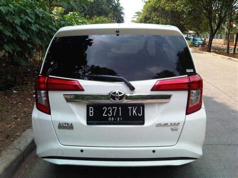 Alarm Mobil Calya toyota calya g 1 2cc manual th 2016 tdp 17 jt nyaman