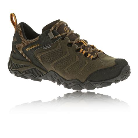 Merrel Running Browm merrell chameleon shift mens brown waterproof tex