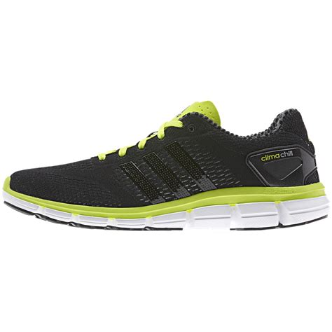 adidas men adidas mens climacool ride running shoes black solar