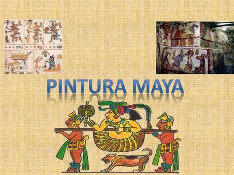 imagenes mayas con sus nombres pintura maya kelvin daniel cardenas delgado