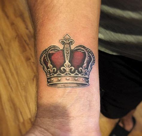 tattoo queen street mall 51 best crown tattoos for men images on pinterest crown