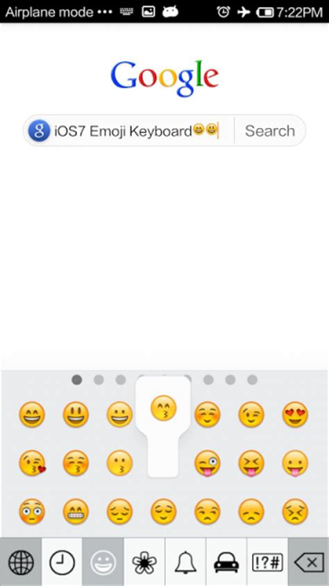 iphone emoji keyboard for android iphone emoji keyboard 7 pro apk for android aptoide