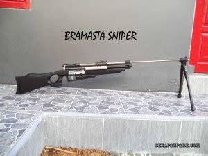 Bramasta Sniper bramasta sniper senapan pare