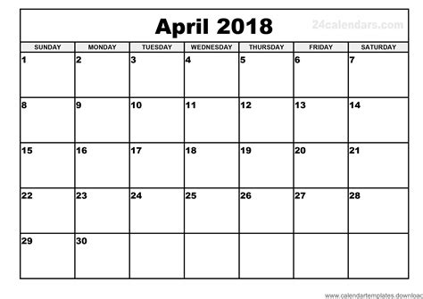 printable calendar march april 2018 printable calendar april 2018 template download free