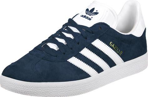 Adidas Gazele 5 adidas gazelle shoes blue white