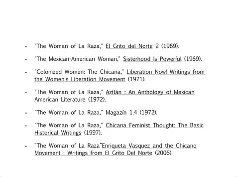 Chicano Movement Essay by Malcs Institute Paper The Of The Second Chicana Annemarie P 233 Rez