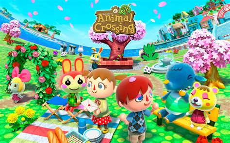 animal crossing animal crossing new leaf wallpaper animal crossing