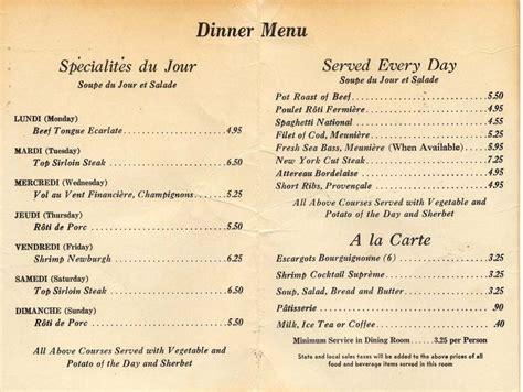 106 best vintage la dining food images on