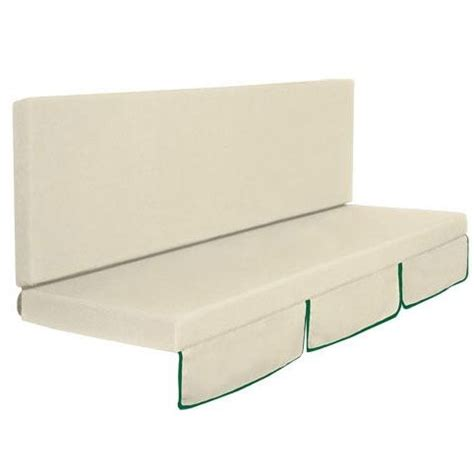 cuscini per dondolo 3 posti cuscino 3 posti per dondolo mod larice vari colori