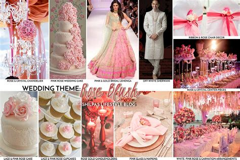 pink wedding theme decorations indian wedding decorations theme ideas lehenga colors
