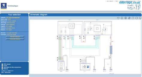 peugeot 406 bsi wiring diagram 123wiringdiagram