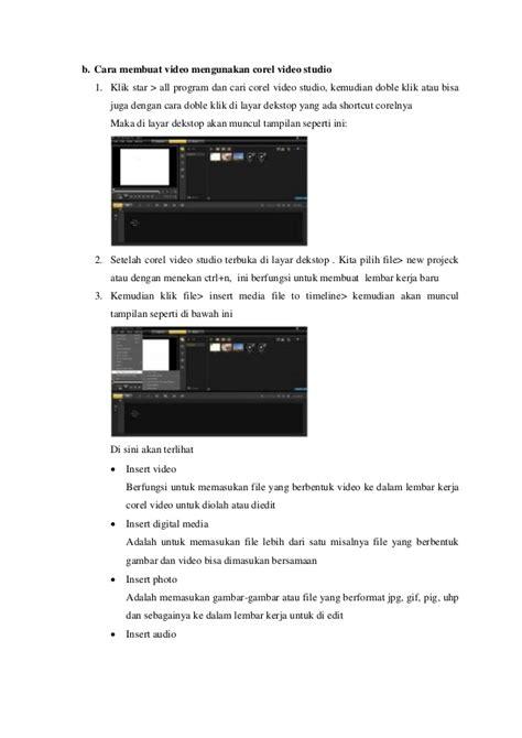 format makalah pembelajaran makalah video pembelajaran stand alone and streaming