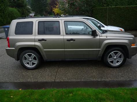 2007 Jeep Patriot Transmission 2007 Jeep Patriot 4x4 5 Speed Manual Surrey Incl White