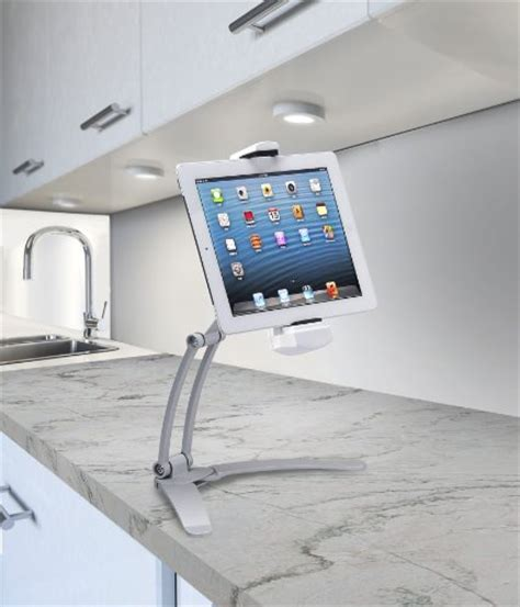 ipad air cabinet mount under cabinet ipad dock unusualgadgets4u