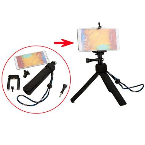 Tripod Kamera Xiaomi Yi k 246 p folding tripod monopod f 246 r xiaomi yi kamera bazaargadgets