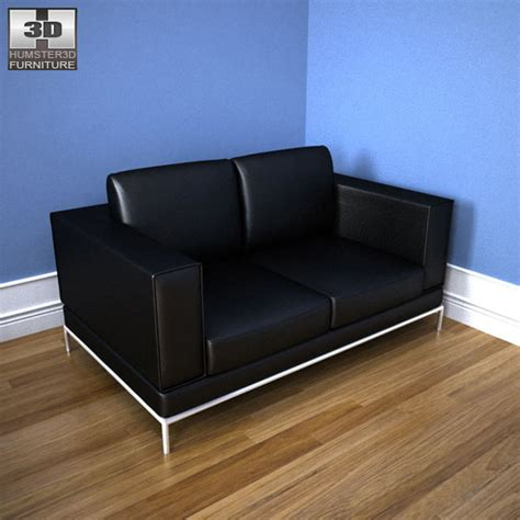 Ikea Arild Two Seat Sofa 3d Model Humster3d