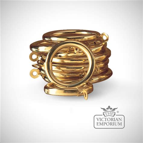 brass curtain rings brass curtain rings brass curtain poles and finials