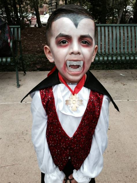 scary  unique kids halloween makeup ideas