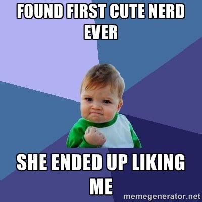 Cute Kid Meme - cute nerd memes image memes at relatably com