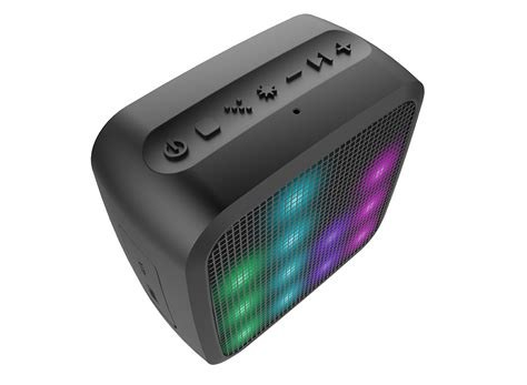 bluetooth speaker with lights amazon jam trance mini portable bluetooth wireless light show