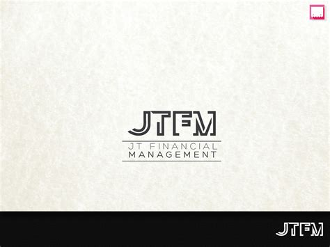 Finance Company Letterhead letterhead design for jt financial management ltd by