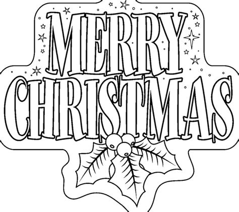 coloring pictures of merry christmas merry christmas and new year coloring pages