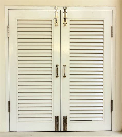 Glass Louver Doors Louver Windows And Its Advantages