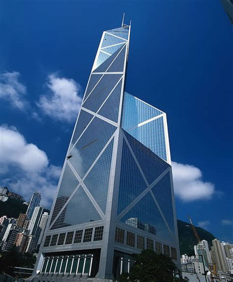 hk china bank bank of china tower ahraycho